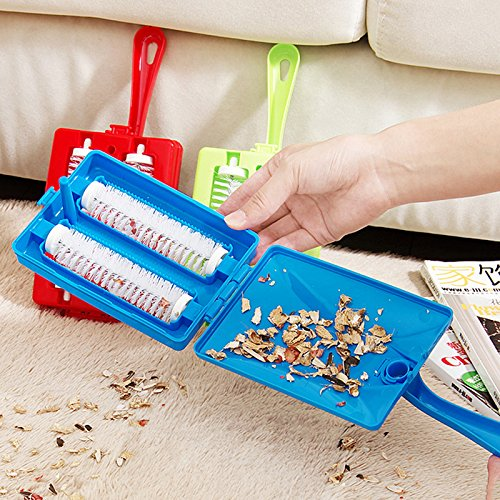 Jd Million Shop Heads Handheld Carpet Brushes Table Sweeper Crumb Brushes Cleaner Roller Tool Home Cleaning Brushes Accessaries Zh01557