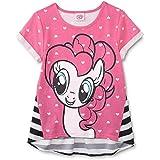 Amazon.com: My Little Pony Girls' Fine Silver-Plated