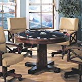 Marietta 3-in-1 Game Table Tobacco