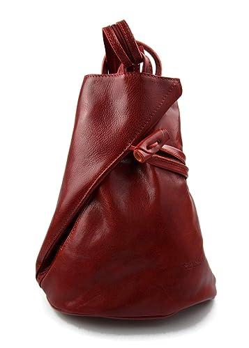 Bolso de viaje bolso de cuero mochila de cuero de hombre mochila de mujer bolso de