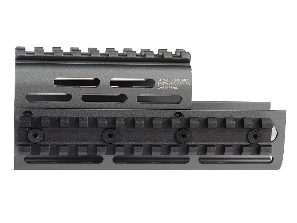 ストライクインダストリー AK TRAX1 モジュラー Keymod ハンドガードレイルシステム S05-027 B00DIMDH6G