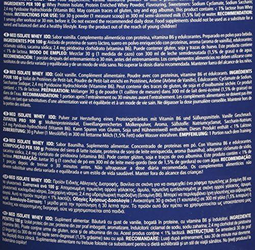 Weider Super Nitro Whey Vainilla - 2200 gr: Amazon.es: Salud ...