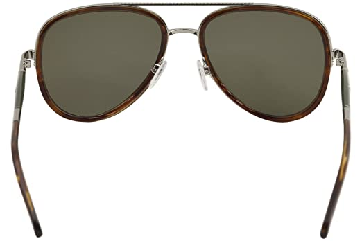 Amazon.com  Roberto Cavalli RC1022 RC 1022 53N Blonde Havana Silver Pilot  Sunglasses 58mm  Clothing 62db5f669c489