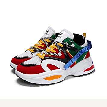 f32d3b8b7a119 H.L El Otoño Y Los Hombres De Invierno Zapatos De Moda Cien Zapatillas De  Hip-Hop Tiro Callejero De Moda Zapatos Casuales De Los Hombres Jóvenes De  La Marea ...