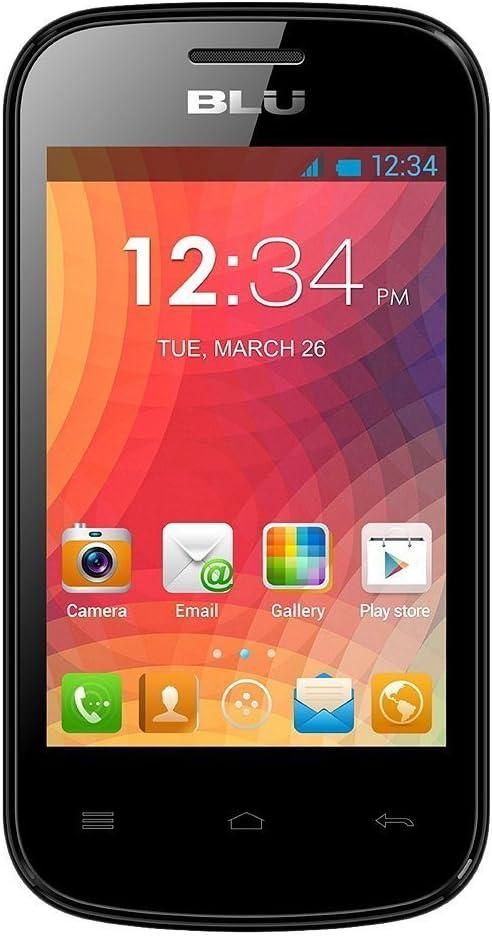 BLU Dash JR D141W Doble sim Desbloqueado de fábrica Smartphone Android: Amazon.es: Electrónica