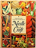img - for The Bantam Step-by-Step Book of Needle Craft book / textbook / text book
