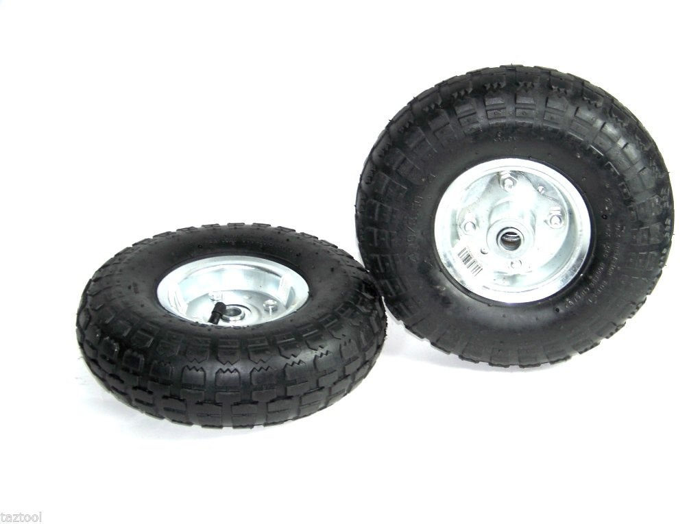 """10"""" Air Tire Hand Truck/Utility Tire- National Standard Products®"""