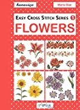 img - for Easy Cross Stitch Series 1: Flowers book / textbook / text book