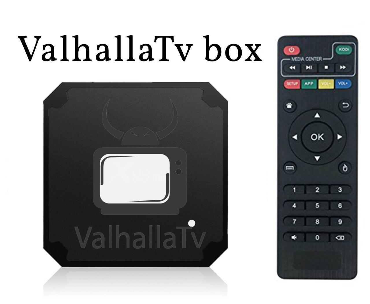 ValhallaTv Dvd player Recorder