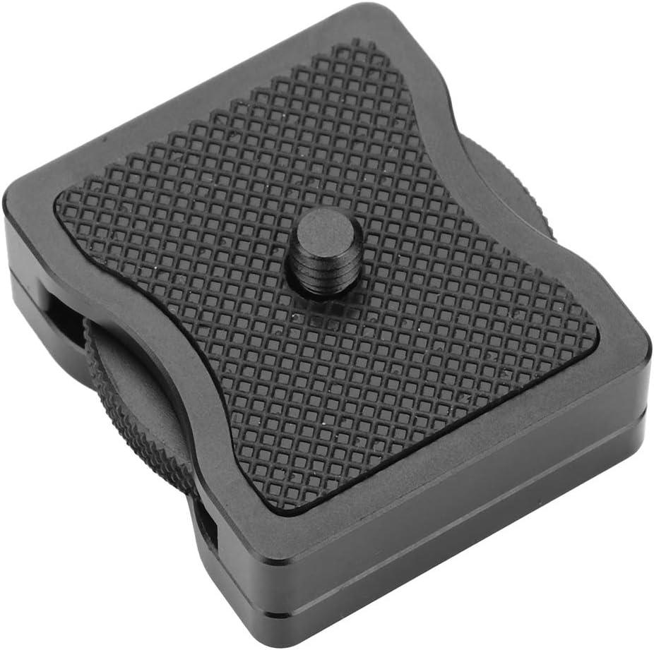 Camera Height Quick Riser for Quick Release Plate Baseplate Adapter for Zhiyun Crane//DJI Ronin-S DSLR Stabilizer 1//4 Camera Stabilizer Height Riser