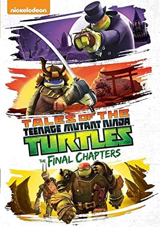 Amazon.com: Tales of the Teenage Mutant Ninja Turtles: The ...