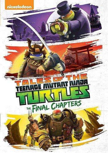 Tales Of The Teenage Mutant Ninja Turtles: Final Edizione ...