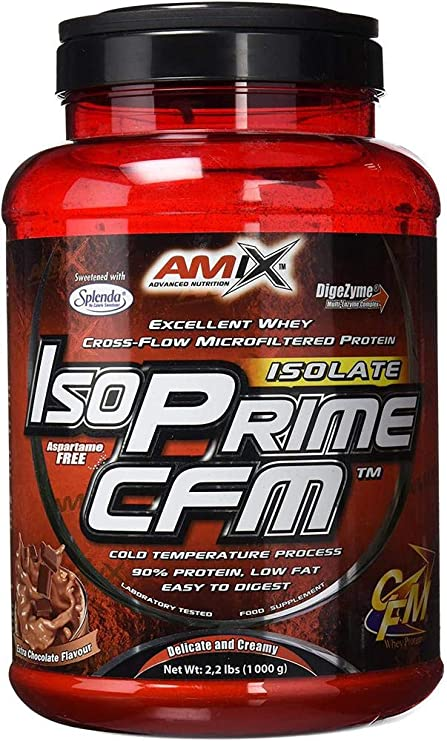 Amix Isoprime Cfm Isolate 1 Kg Chocolate 1000 g