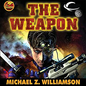 The Weapon Audiobook