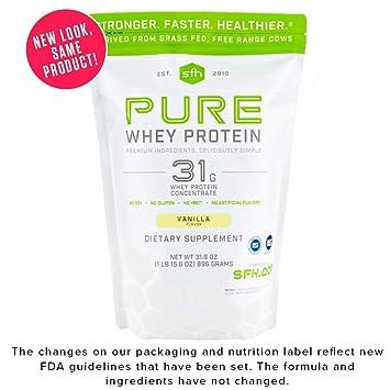 Best grass fed protein powder