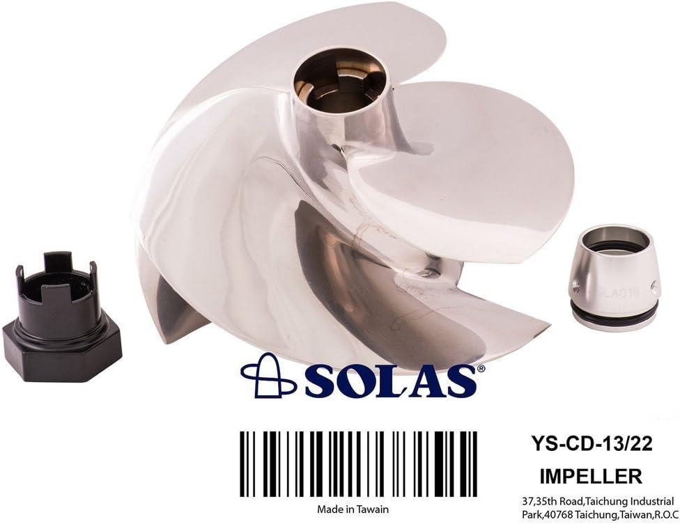 Solas YS-CD-13//22 Concord Impeller Yamaha SHO FZR FZS FX Cruiser