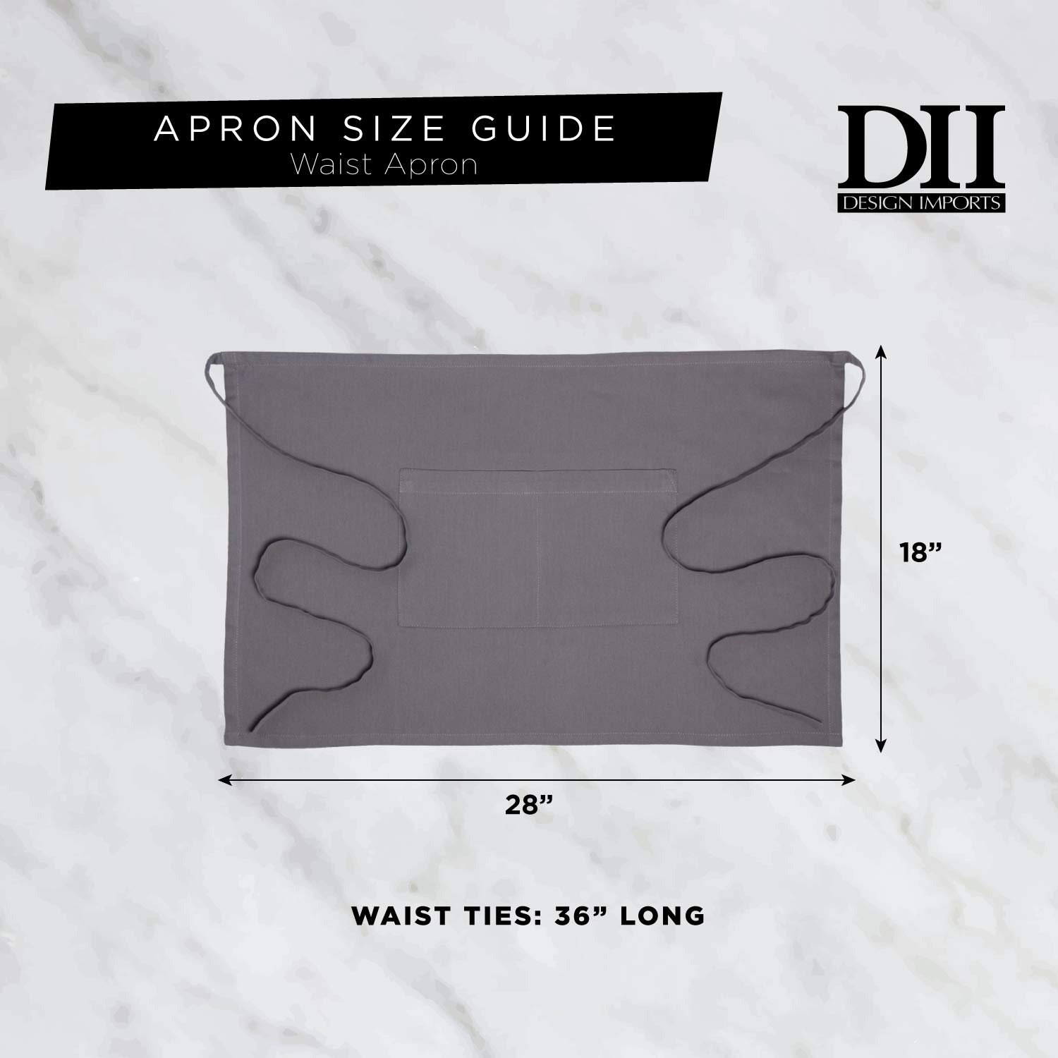 Work Shop BBQ-Aqua 32 x 28 Baking DII Cotton Adjustable Kitchen Chef Apron with Pocket and Extra Long Ties Commercial Men /& Women Bib Apron for Cooking Crafting