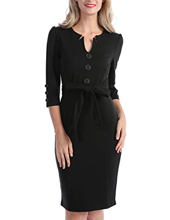 548f0975f86 Women s 1950s Vintage Professional Wear to Work Business Attire Black Size S