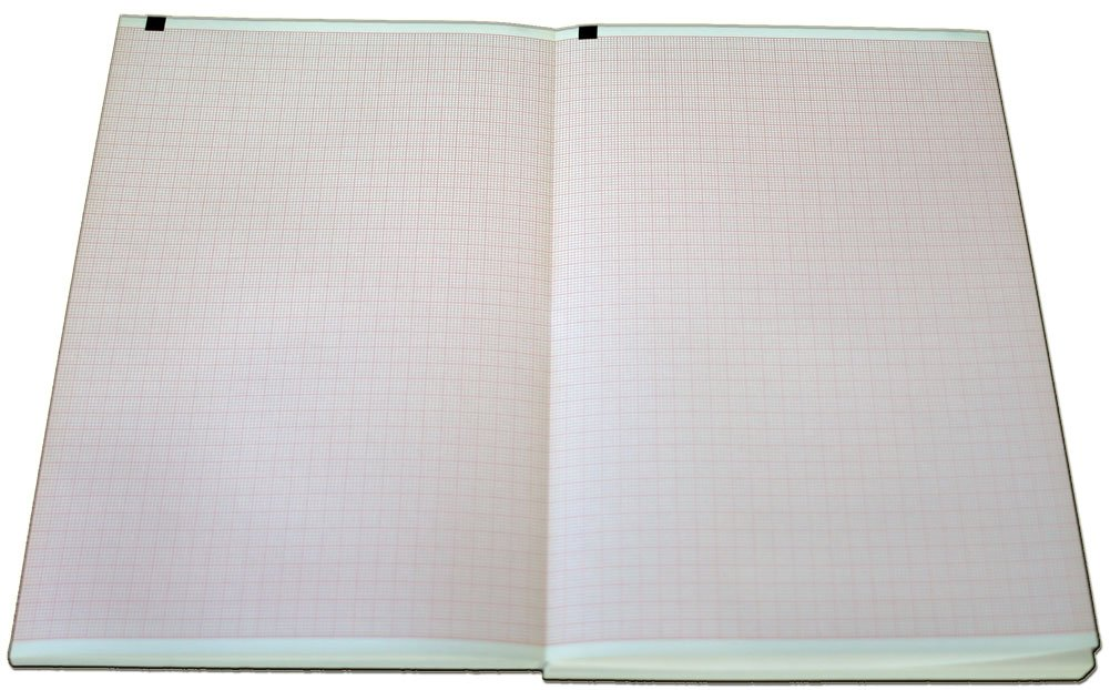 Schiller AT110, AT-10 Plus Equivalent Chart Paper - 210mm X 140mm, 2157023