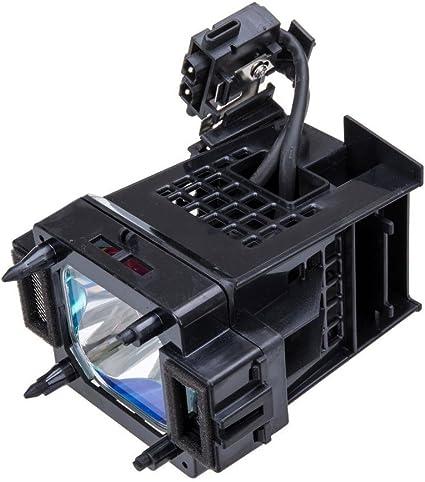 KDF-46E2000 KDF-50E2000 KDF-50E2010 WOWSAI TV Replacement Lamp with Housing for Sony KDF-42E2000 KDF-55E2000 TVs