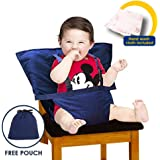 3a57b9a6186 Amazon.com   Portable Travel High Chair Booster Baby Seat with ...