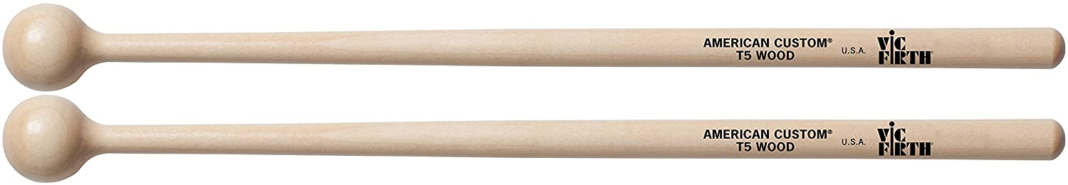 Vic Firth American Custom Timpani - Wood Head Vic Firth Drumsticks T5