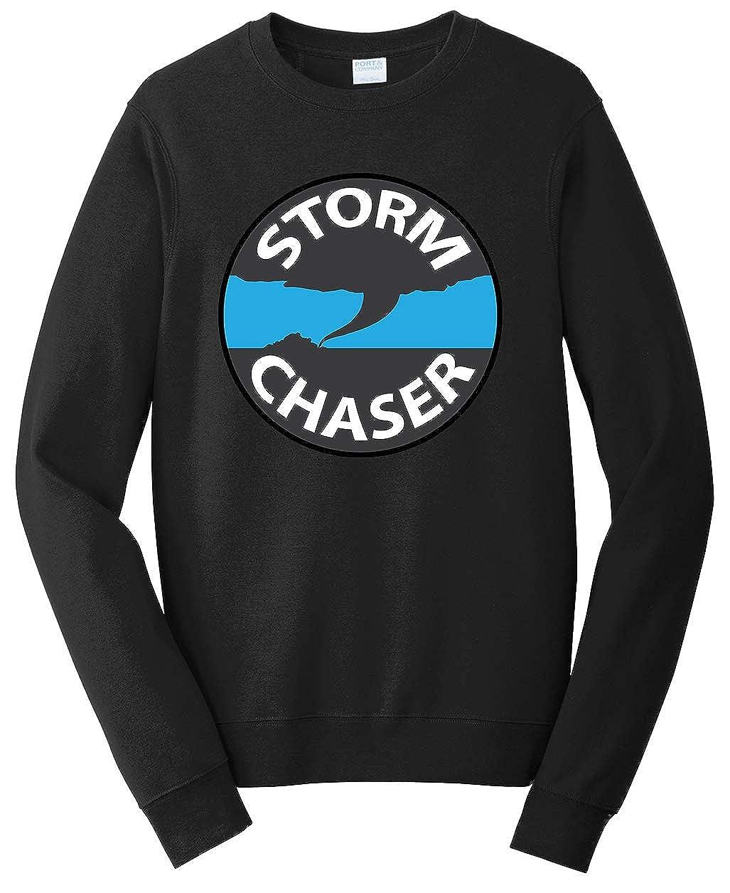 Tenacitee Babys Storm Chaser Badge Shirt