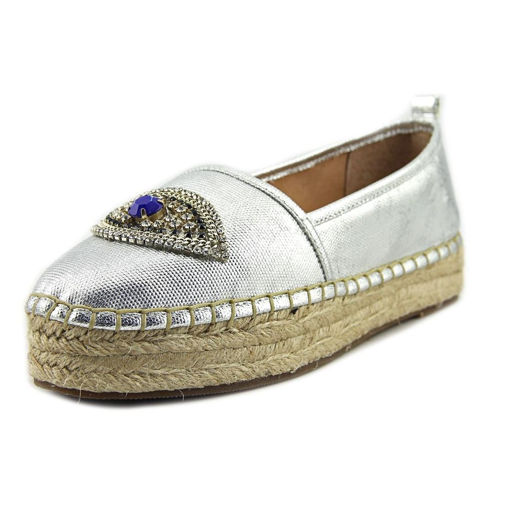 INC International Concepts Frauen Caleyy Loafers38.5 EU|Silver