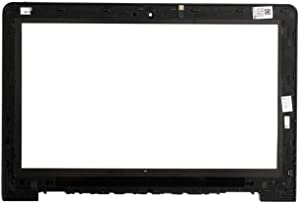 HUAHAI 11.6 Inch Front Glass + Bezel for Dell Chromebook 11 (Not a Display)