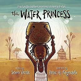 The Water Princess by [Verde, Susan, Badiel, Georgie]