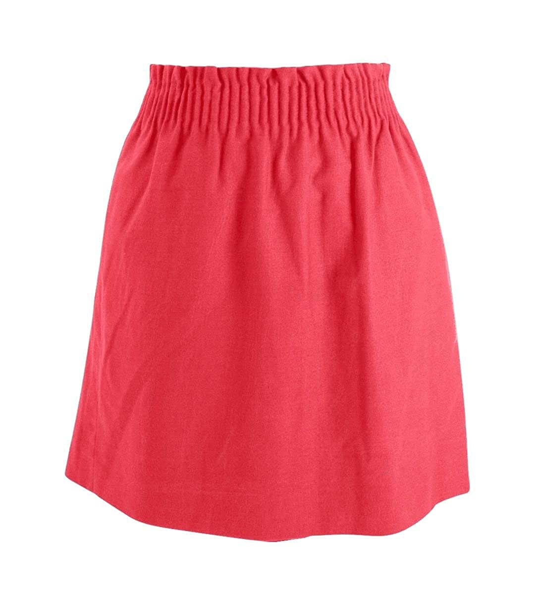 a13fc8af9c J Crew Factory - Women's - Solid Colors - Pull-on Sidewalk Mini Skirt at  Amazon Women's Clothing store: