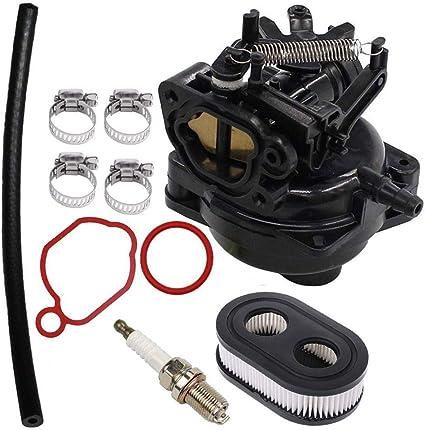Carburetor Fit for Briggs/&Stratton 550EX 09P702 9P702 Engine Replace 799584 Carb