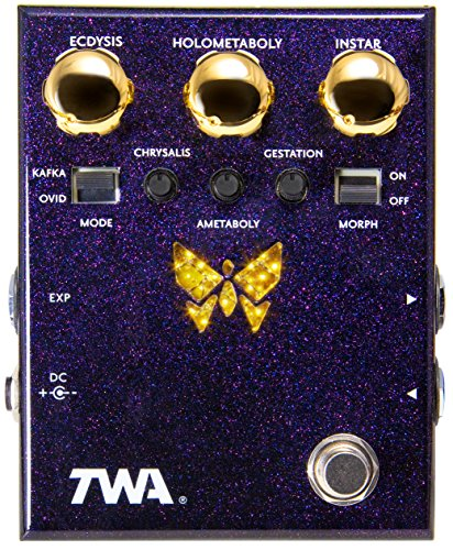 Wah & Filter Bass Guitar Effects