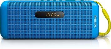Philips SDA Enceinte Bluetooth Sans Fil Avec Port USB Carte - Enceinte port usb