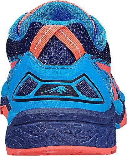 Running Trail Diva Pink Women's 5 Aqua Shoes Fujitrabuco Indigo Splash Blue ASICS wtZI8pqnt
