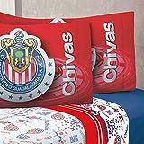 DPW Chivas Guadalajara Soccer Bedding Sheet Set 3PC TWIN Bedding Decoration Futbol GREAT SELLER