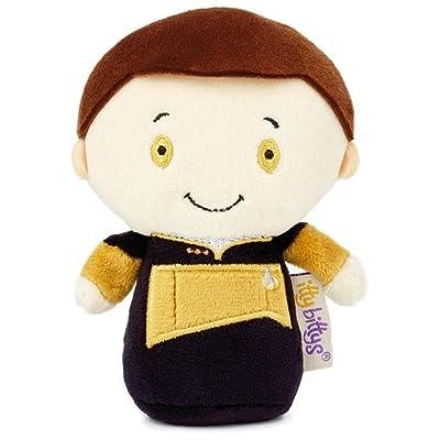 Itty Bittys Hallmark Star Trek: The Next Generation Lieutenant Commander Data Limited Edition: Toys & Games