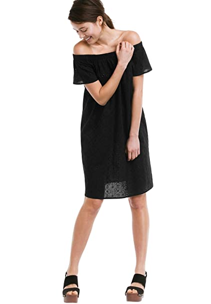 Ellos Women\'s Plus Size Eyelet Dress