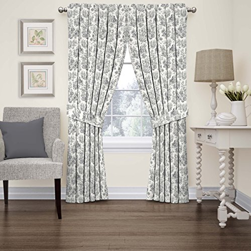 WAVERLY Fashion Curtains for Bedroom - Charmed Life 52