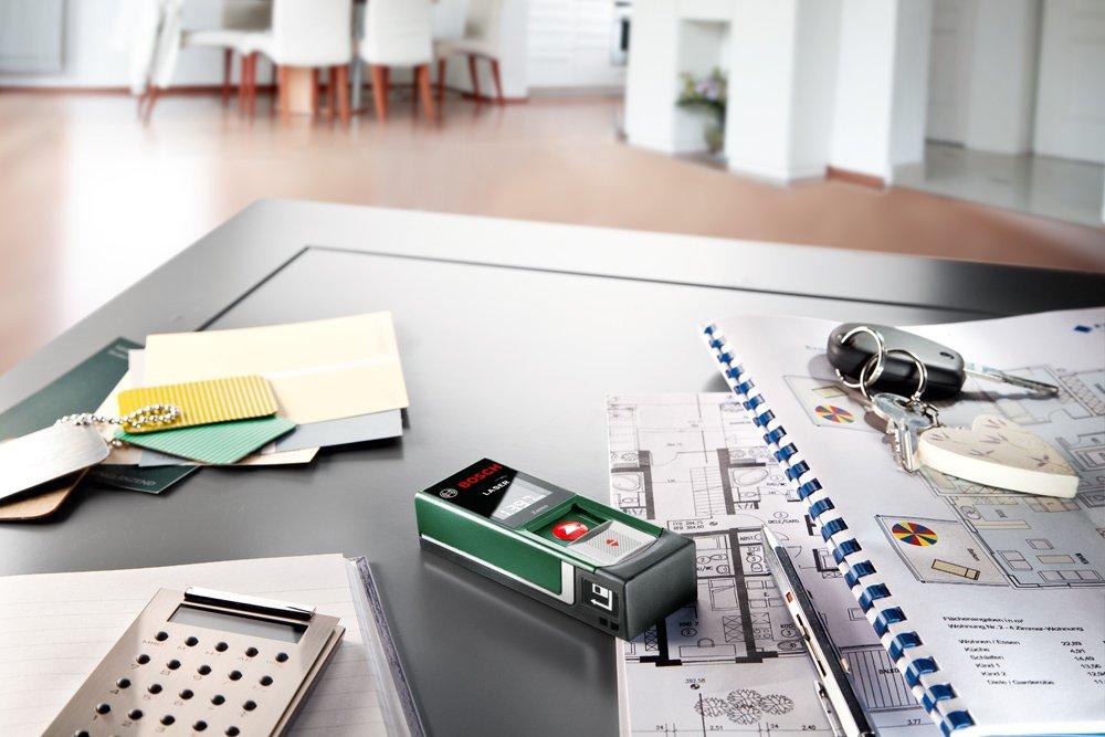 Laser Entfernungsmesser Hagebaumarkt : Bosch diy digitaler laser entfernungsmesser zamo 1. generation 2x