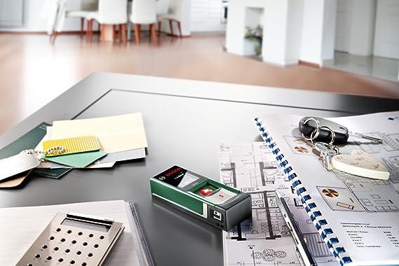 Bosch Entfernungsmesser Plr 15 Test : Bosch digitaler laser entfernungsmesser zamo batterien aaa