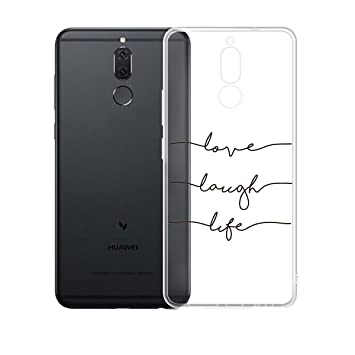 coque silicone huawei mate10 lite