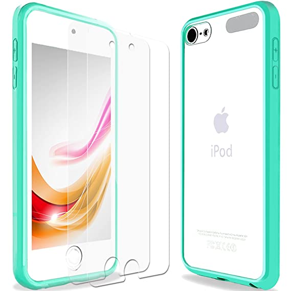 amazon com ipod touch 6 case ipod touch 5 case endler hybrid tpu