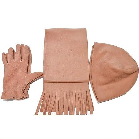 11f928f4da2 ZAK168 Women s Hat Scarves Gloves Set