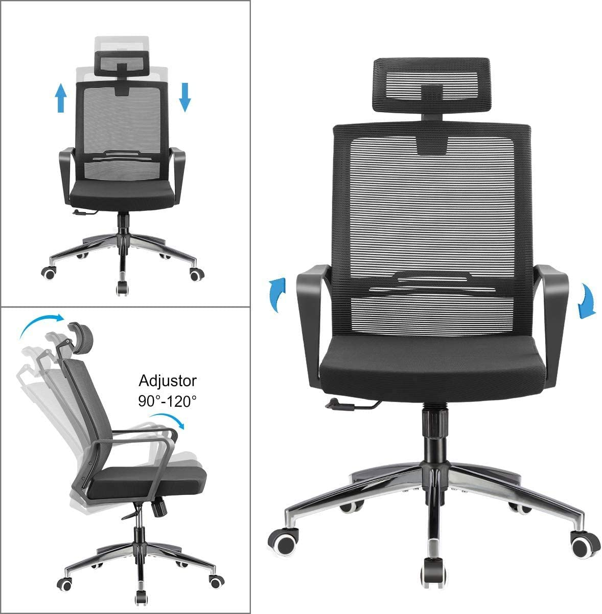 50% Off Coupon – Adjustable Office Chair