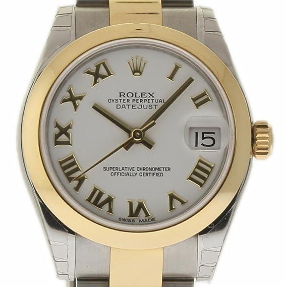 Rolex Datejust Reloj Suizo automático Femenino 178243 (Certificado prepropietario)
