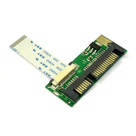 24 pin LIF disco duro/SSD a SATA adaptador para Apple Macbook Air ...