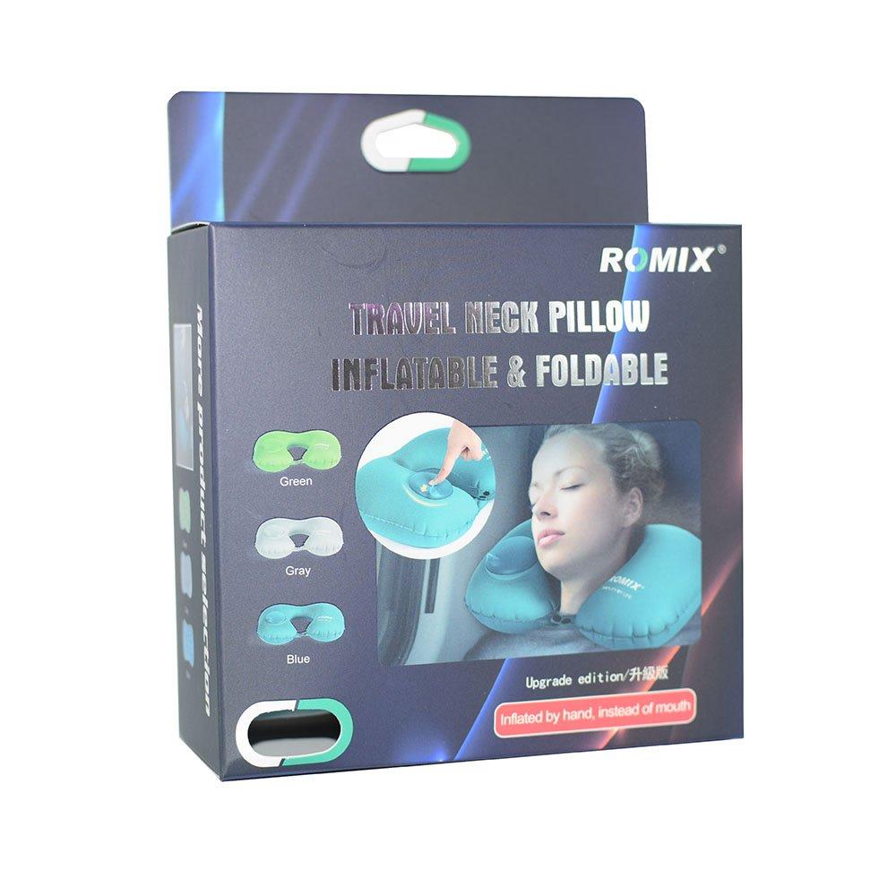 Almohada de viaje Comfort 100% Pure de espuma de memoria ...
