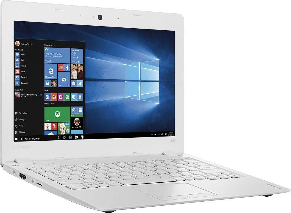 "Lenovo Ideapad 100S 80R200Bwus - 11.6"" Hd - Intel Atom - 2Gb Ram - 32Gb Ssd -.. 18"