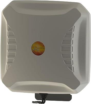 Bintec Cross-Pol - Antena 8 dBi SMA (5 metros), blanco